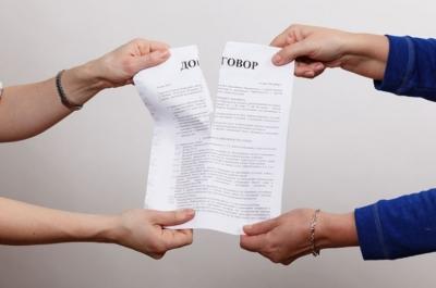 Расторжение сделки купли продажи квартиры